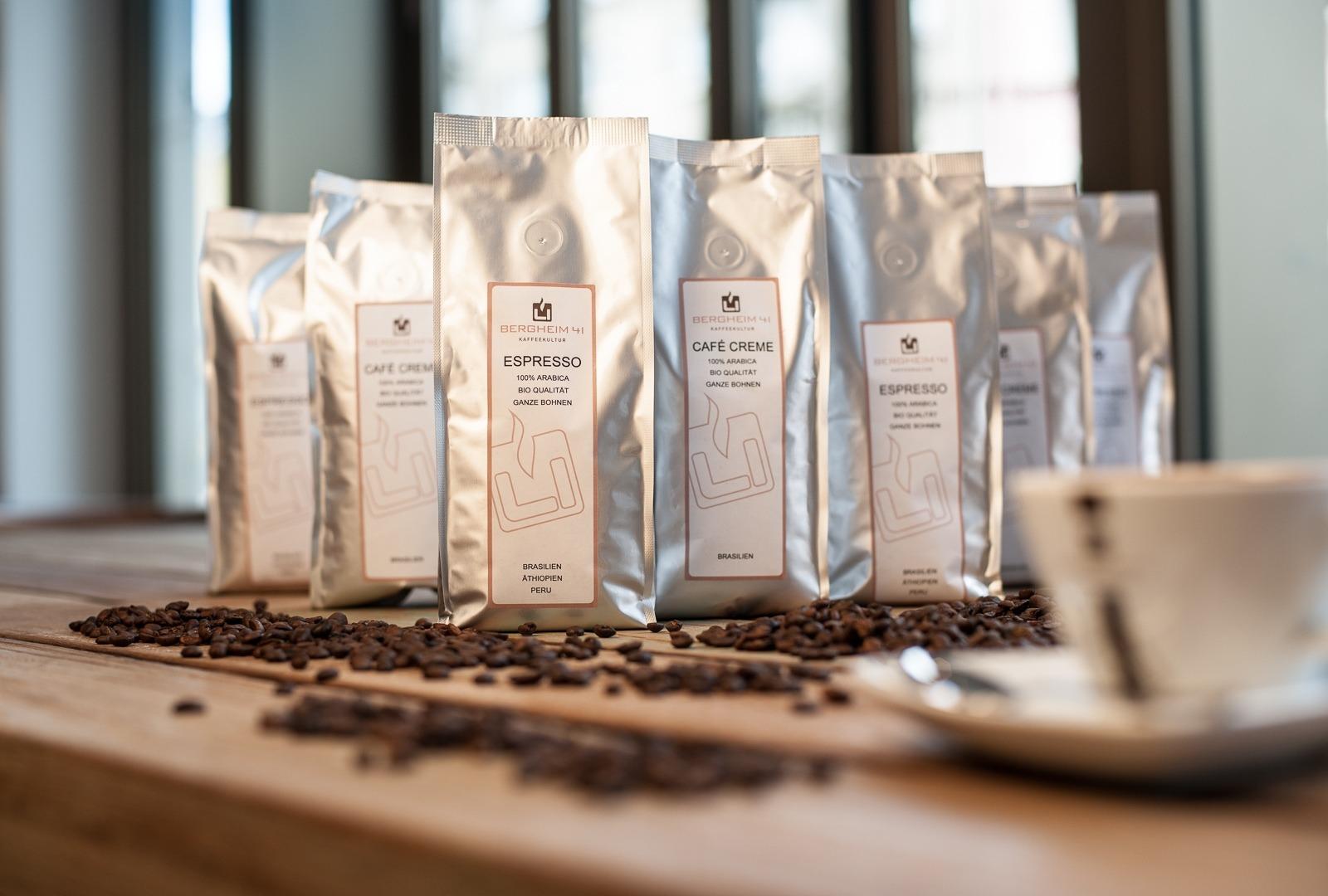 Espresso aus dem Kaffeekultur Shop